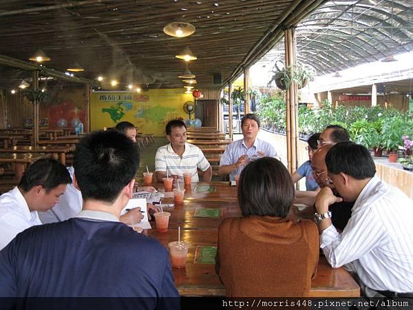 0711台灣植物工廠產業協會---金勇DIY蕃茄農場參訪&研討會 003