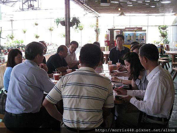 0711台灣植物工廠產業協會---金勇DIY蕃茄農場參訪&研討會 006