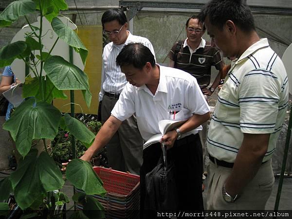 0711台灣植物工廠產業協會---金勇DIY蕃茄農場參訪&研討會 010