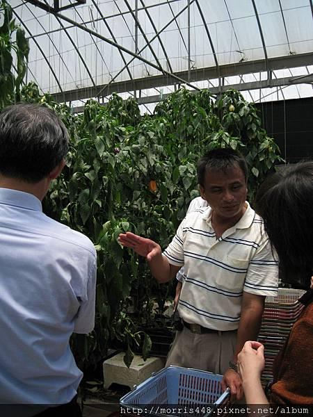 0711台灣植物工廠產業協會---金勇DIY蕃茄農場參訪&研討會 011