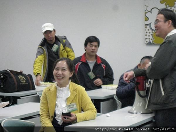 2013工研院牛樟研習第七期 本期的班長劉靜勳