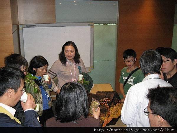 台灣力晶科技牛樟產業講座1