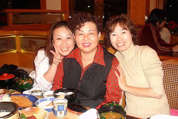 我、阿娘、西平姨