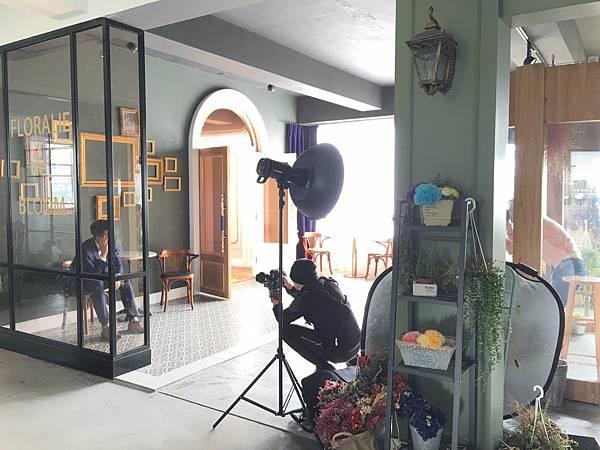 自助婚紗攝影棚