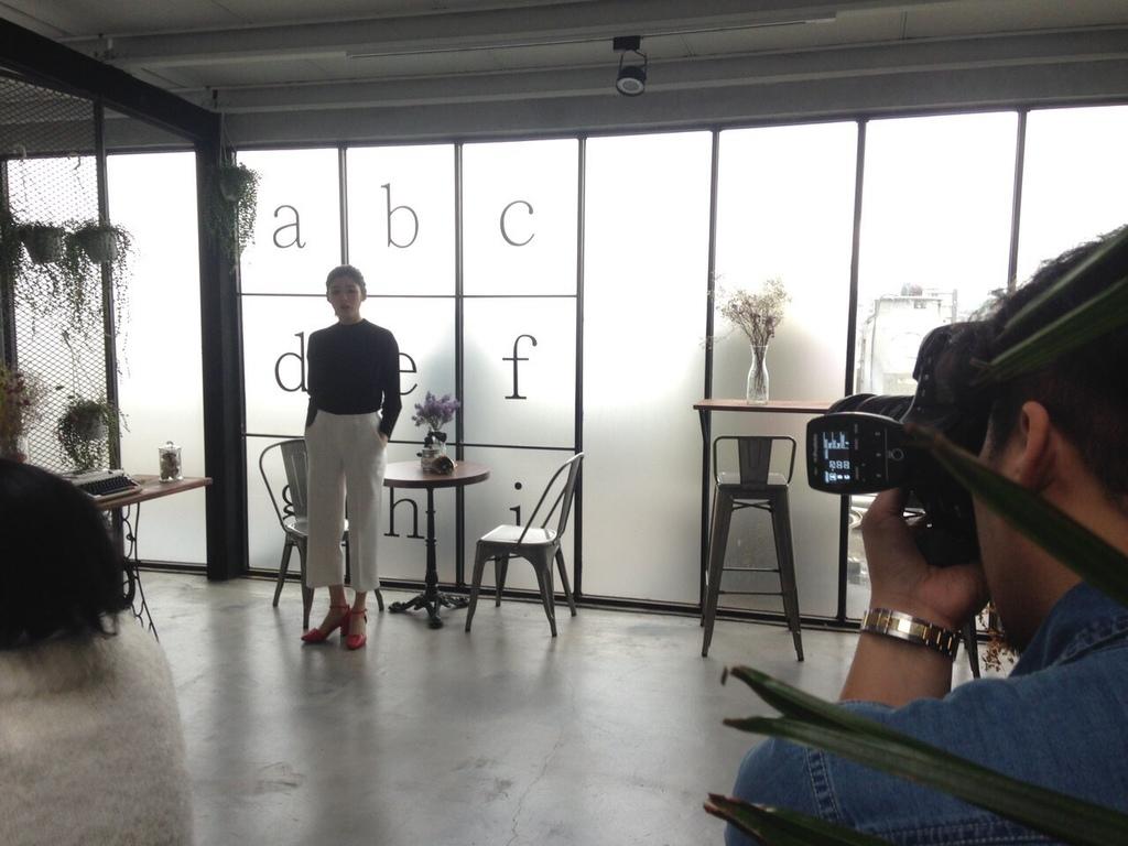 網拍攝影棚