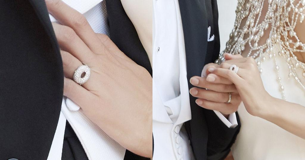 林志玲世紀婚禮白紗、婚戒、禮服、婚鞋品牌大公開!絕美造型超仙氣,待嫁新娘可參考-6.jpg