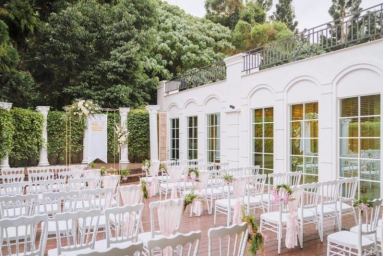 青青時尚花園會館(夏綠蒂庭園)台北地區婚宴專案價格