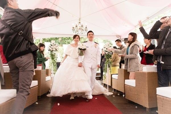 夏綠蒂庭園(青青時尚花園會館)台北地區婚宴專案價格