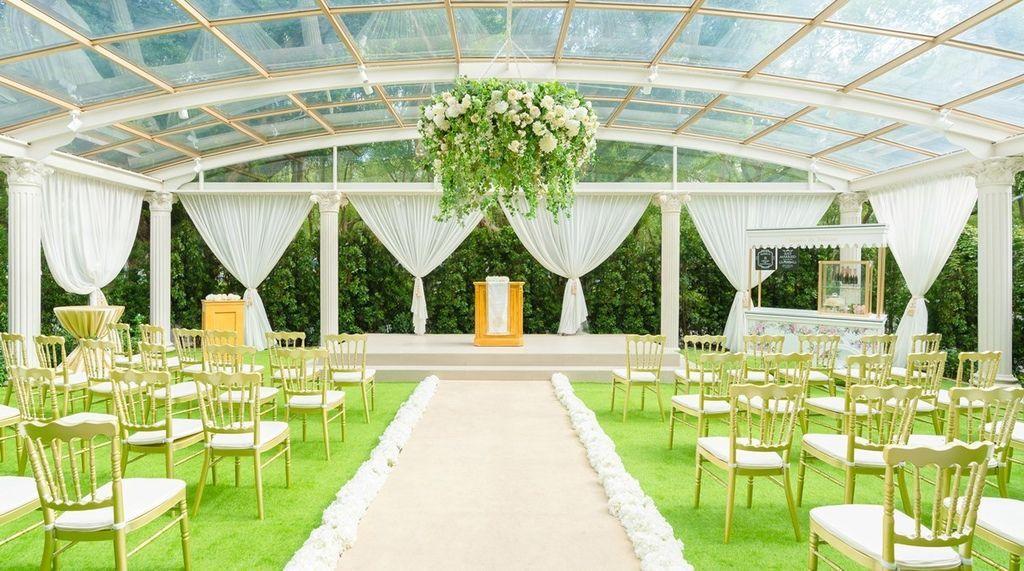 翡麗詩莊園(花園)婚宴場地專案價格