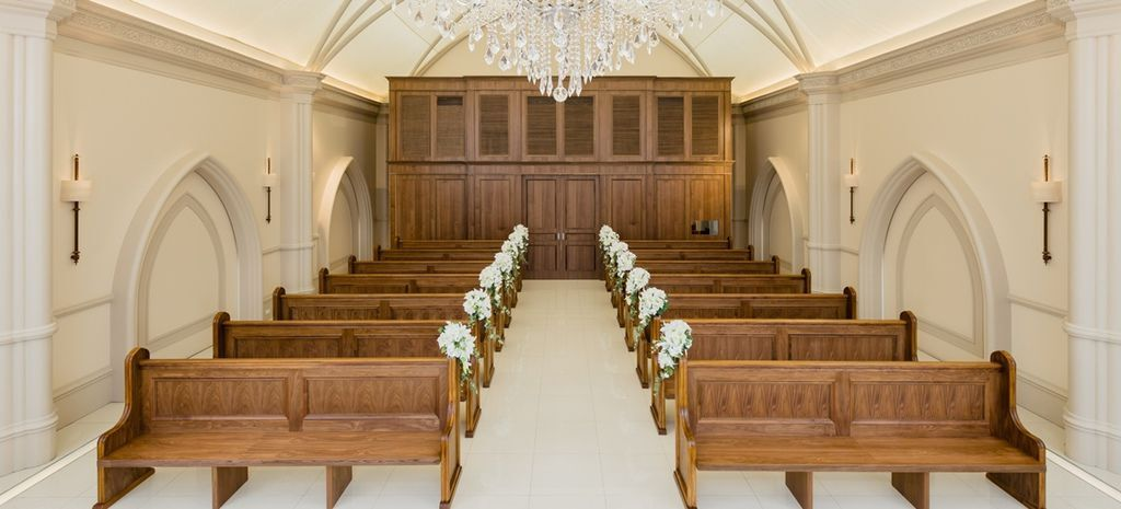 教堂.婚宴場地價格