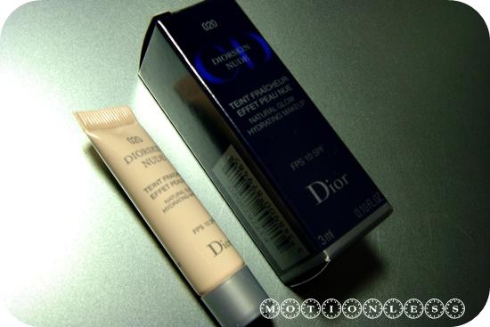 Dior光柔礦物水粉底 SPF10(2).JPG