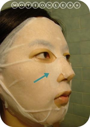 Softer小V臉雙提拉彈力美白面膜(3).JPG