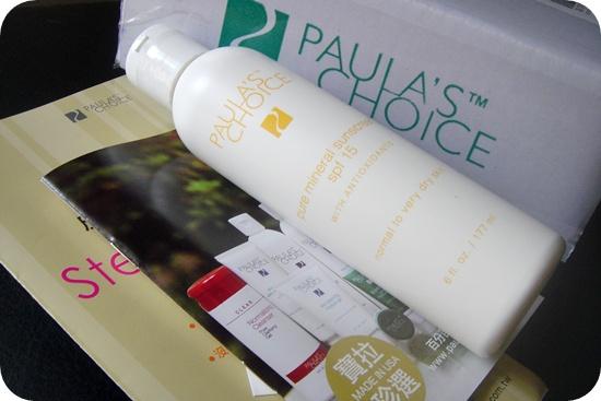 Paula's Choice寶拉物理性防曬SPF15(1).JPG