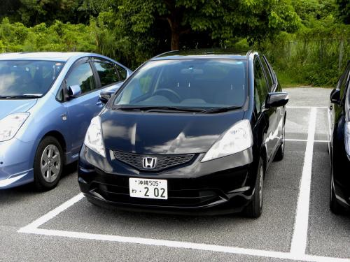 honda-沖繩自駕遊租車
