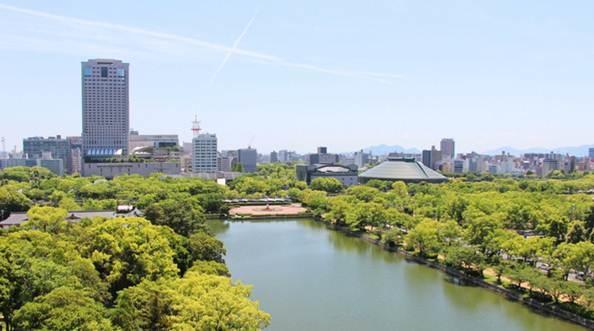 廣島市景色