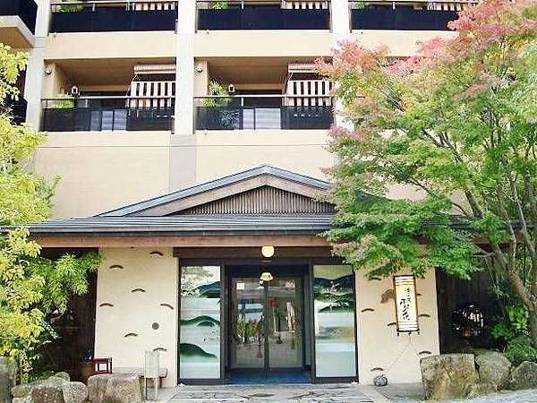 箱根強羅溫泉季之湯雪月花外觀