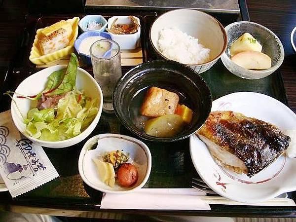 箱根強羅溫泉季之湯雪月花早餐
