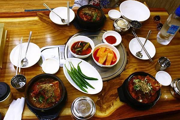 首爾自由行行程美食推薦