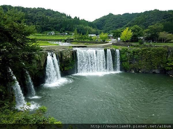 九州自駕遊6日5夜行程景點_原尻之淹4