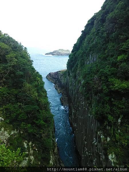 九州行程景點住宿_九州自由行_馬背海岸