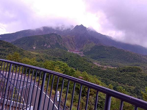 九州行程景點住宿_九州自由行_櫻島火山