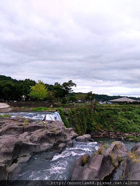 九州自駕遊6日5夜行程景點_原尻之淹5