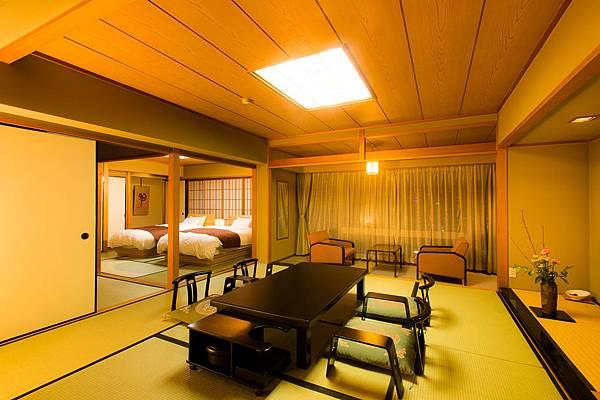 別府溫泉酒店推薦_白菊飯店位於JR別府站附近