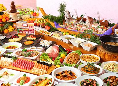 別府溫泉旅館推介_杉乃井飯店本館餐飲