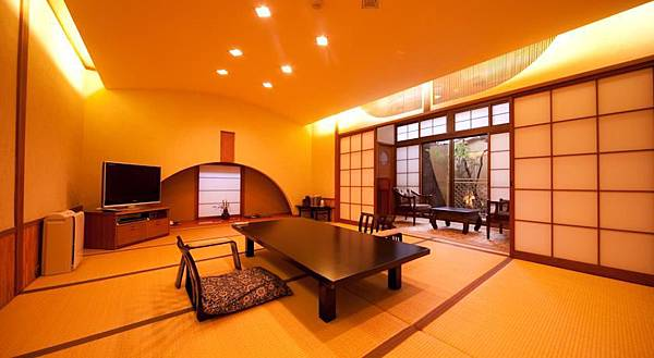 別府溫泉酒店推介_鐵輪邸卡珀旅館客房