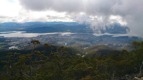 威靈頓山(Mountain Wellington)