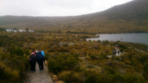 搖籃山(Cradle Mountain)