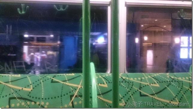 墨爾本市中心免費有軌電車車廂2