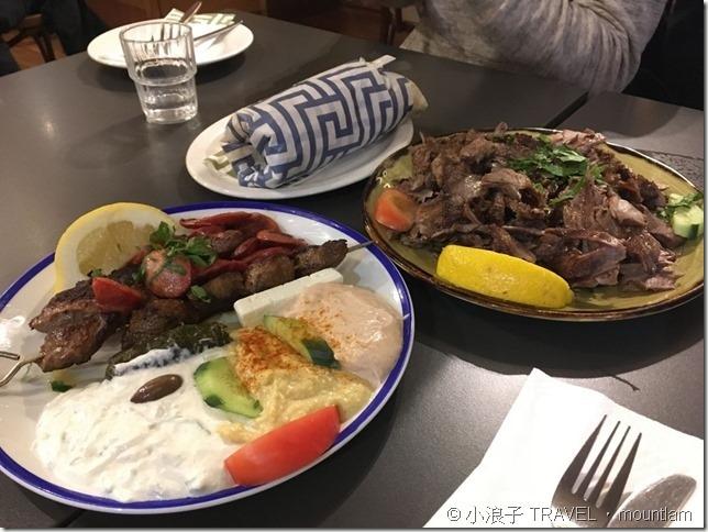 墨爾本推薦的餐廳-希臘菜