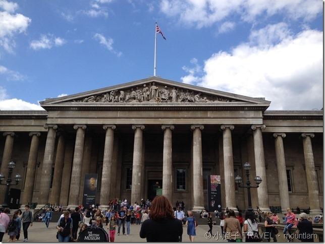 倫敦景點-大英博物館