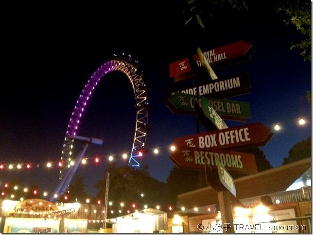 倫敦London Eye
