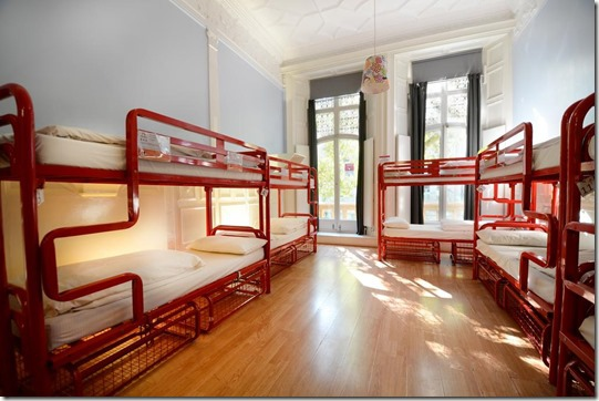 倫敦青年旅舍推薦-Astor Hyde Park Hostel