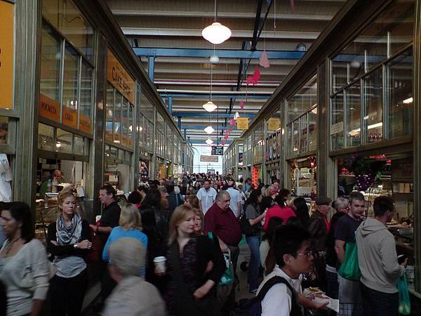 墨爾本景點:Queen Victoria Market
