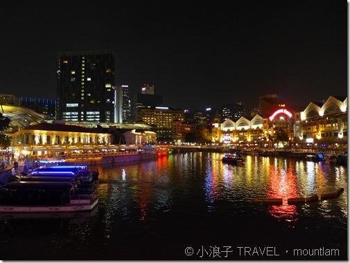 新加坡【景點】10大必去自由行旅遊景點-克拉碼頭