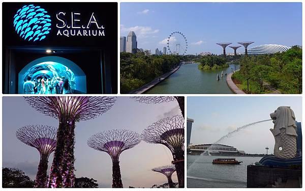 新加坡自由行 景點 聖淘沙