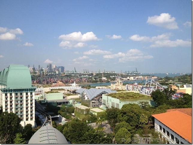 新加坡自由行 景點 聖淘沙 觀景台