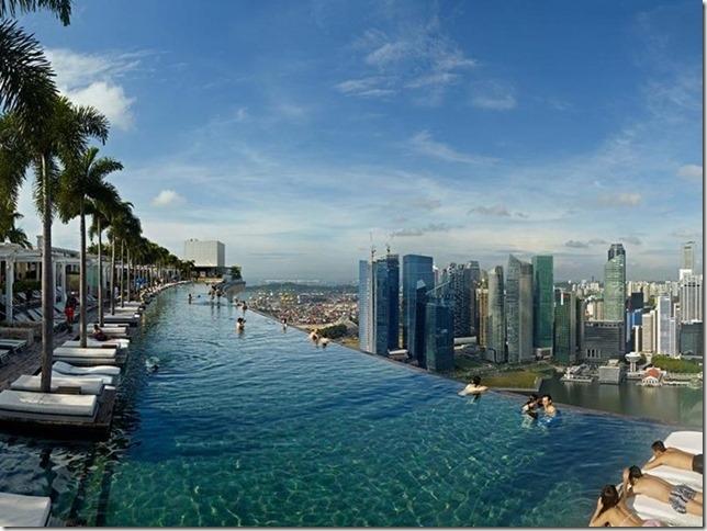 新加坡酒店住宿推薦_Marina Bay Sands 新加坡濱海灣金沙酒店