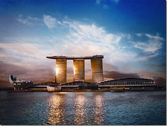 新加坡酒店住宿推薦_Marina Bay Sands 新加坡濱海灣金沙酒店2