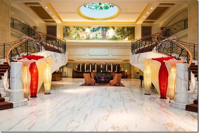 新加坡酒店住宿推薦_Royal Plaza On Scotts