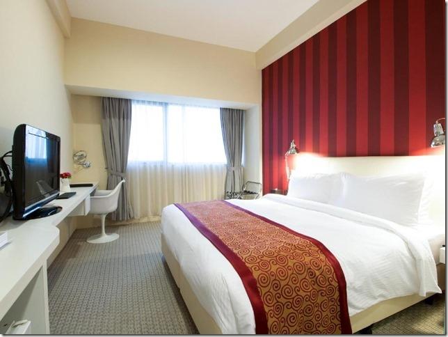 新加坡酒店住宿推薦_Innotel Hotel