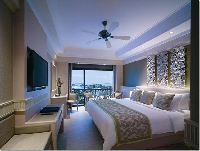 新加坡酒店住宿推薦_Shangri-La's Rasa Sentosa Resort & Spa度假村