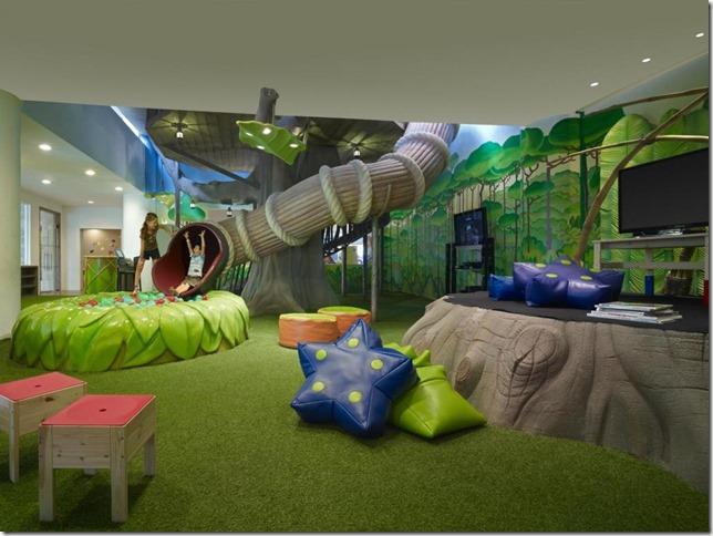 新加坡酒店住宿推薦_Shangri-La's Rasa Sentosa Resort & Spa度假村2