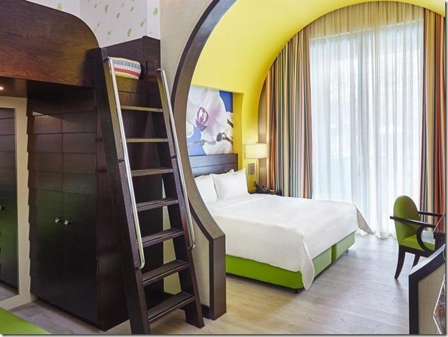 新加坡酒店住宿推薦_Festive Hotel