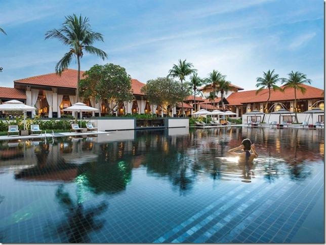 新加坡酒店住宿推薦_Sofitel Singapore Resort & Spa度假酒店