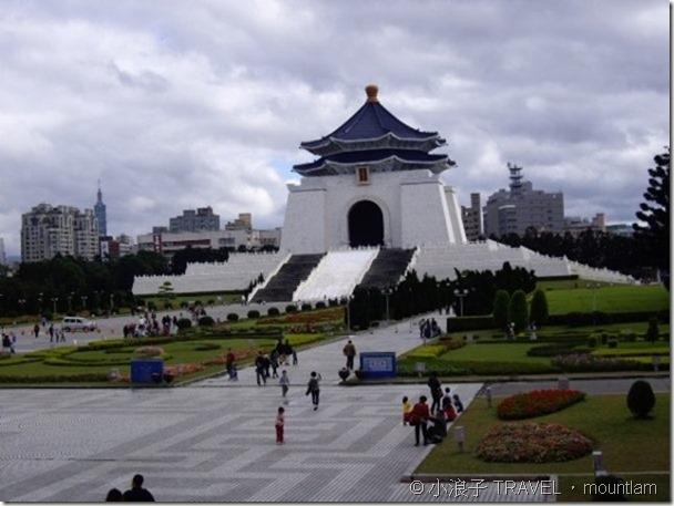 台北自由行景點_中正紀念堂