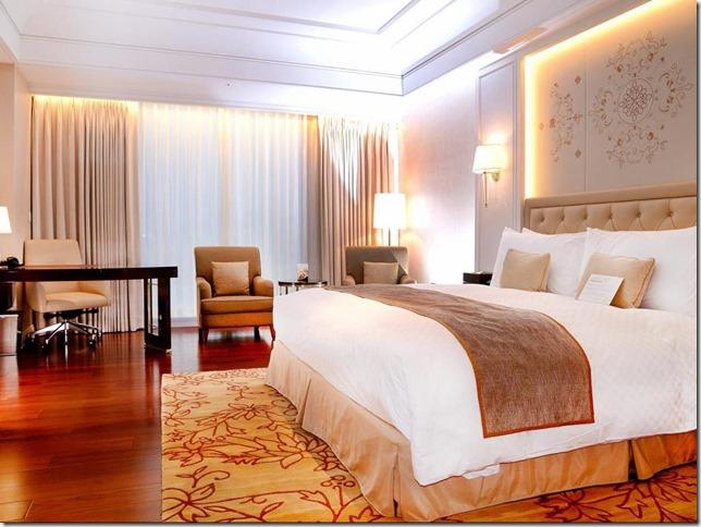 台灣自由行酒店住宿推薦_大倉久和大飯店  (The Okura Prestige Taipei Hotel)